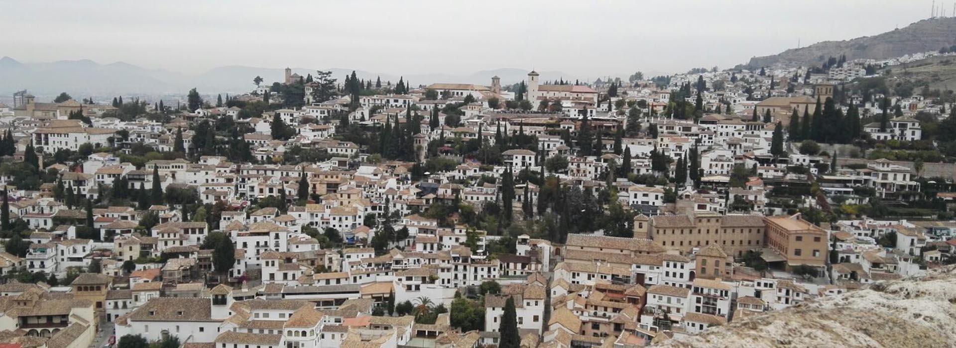 La cristianización de Granada