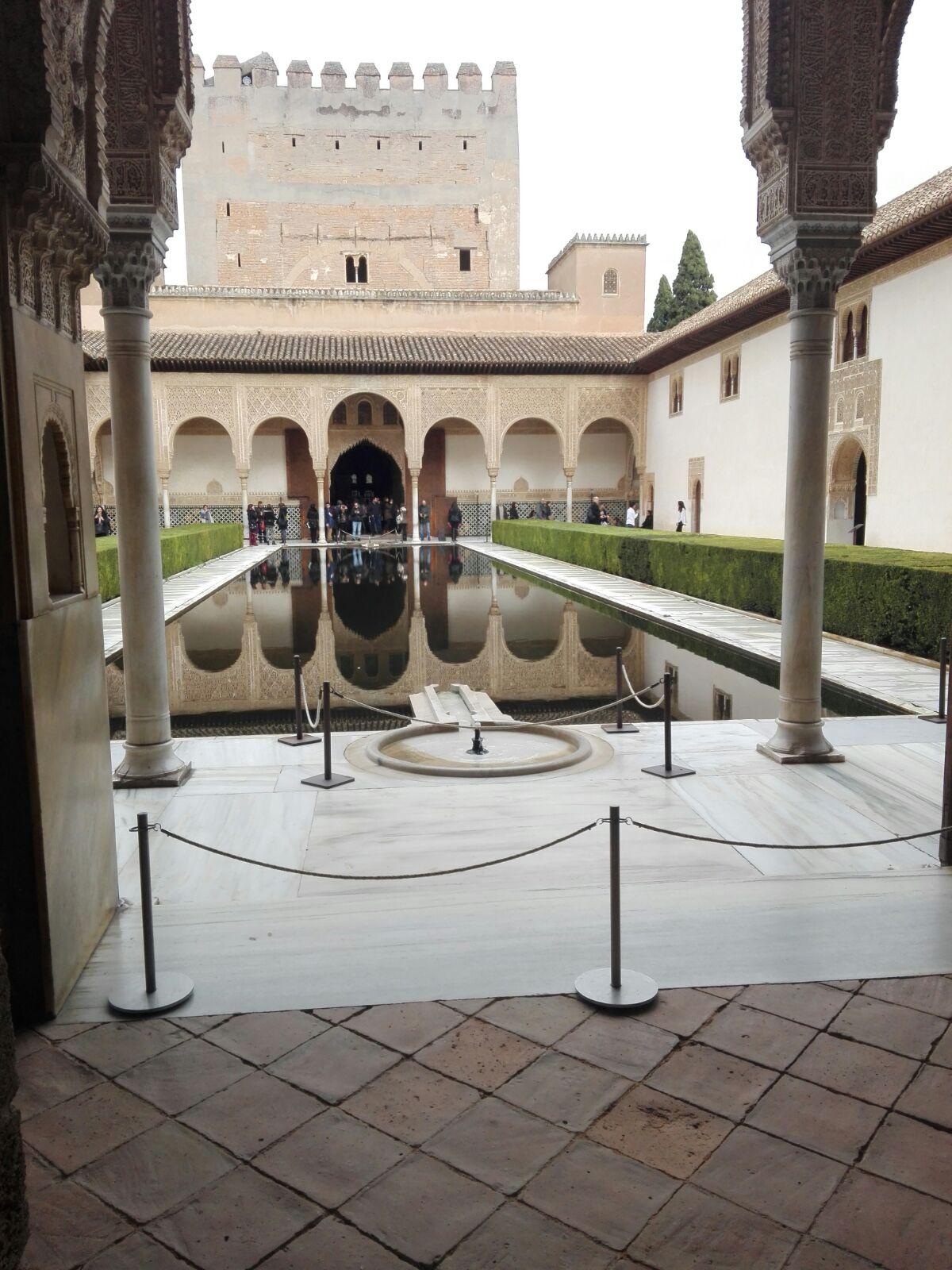 Visita privada leyendas de la alhambra