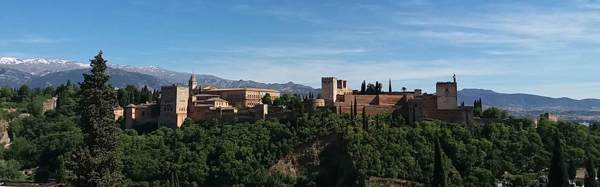 Bienvenidos a Granada Magic Tours