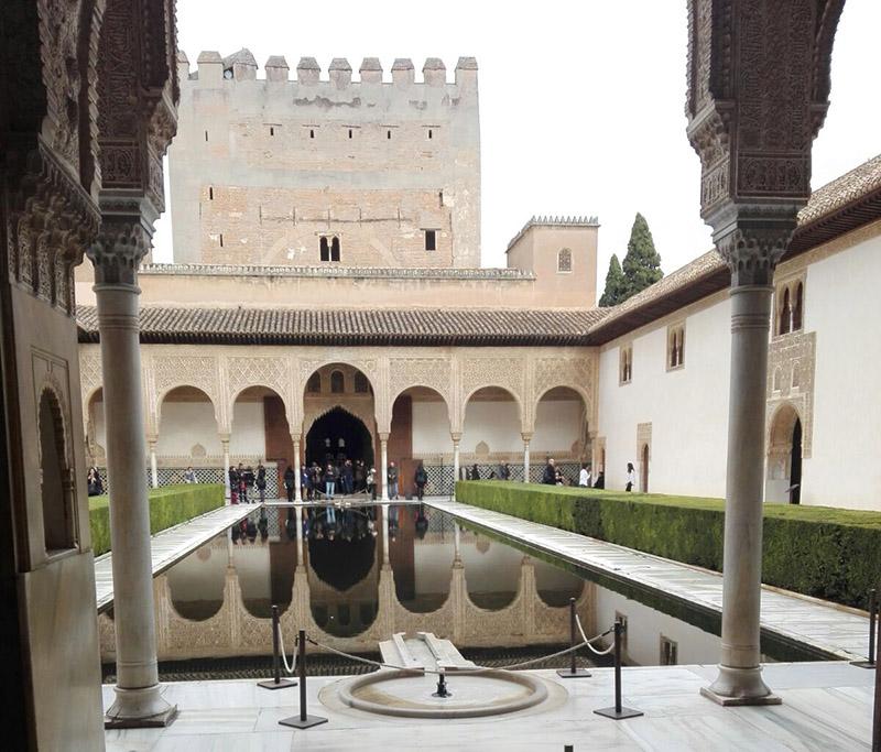 Palacio de Comares. Alhambra