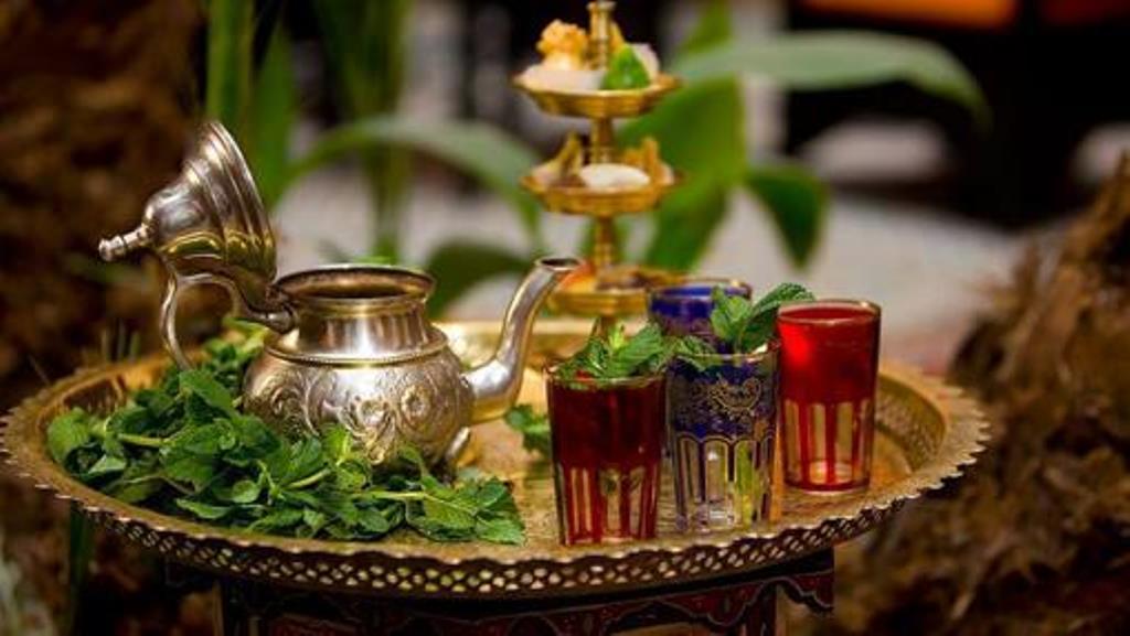 Rituales en Al - Ándalus, El ritual del té