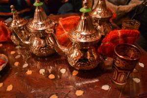 Rituales en Al - Ándalus. Ritual del té.